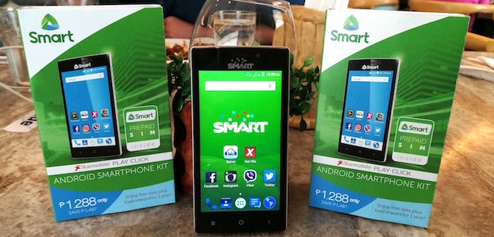 SMART & Starmobile's New Smart Android Smartphone Kit Announced