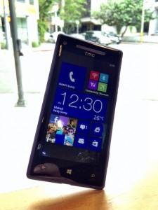 HTC 8X 1