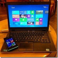 Dell Latitude 6430u Huawei Ascend W1