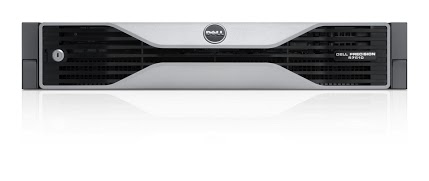 Dell Precision R7610 workstation- front