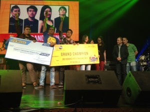 and the Grand Champion of Sun Broadband Quest is Iktus! Congratulations!
