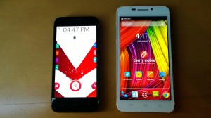 HD Smartphones: The Cherry Mobile Flare HD and Cosmos Z