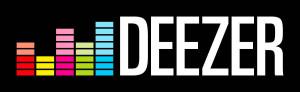 SMART Deezer MUSIC DR on the Go Logo black