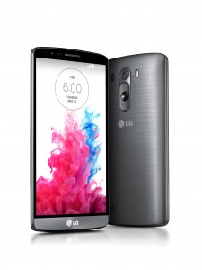 G3 Metallic Black