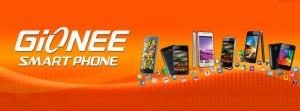 Gionee Smartphone logo