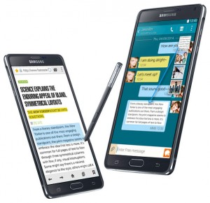 Galaxy Note 4 in Action