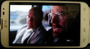 "A scene from ""Breaking Bad"" by AMC"