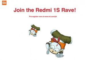 Redmi 1S Rave