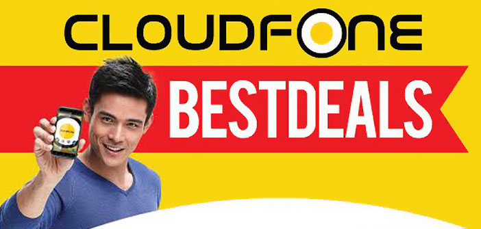 CloudFone Best Deals is Back