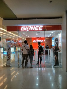 Gionee Concept Store