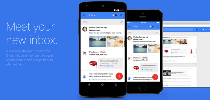 Google Inbox - The New Approach to Email