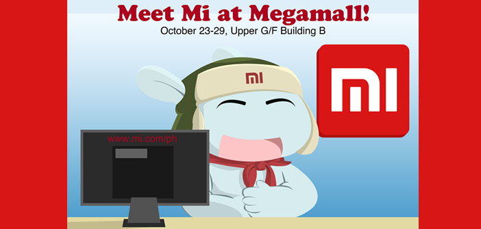 Mi Launches Pop-Up Store in Megamall