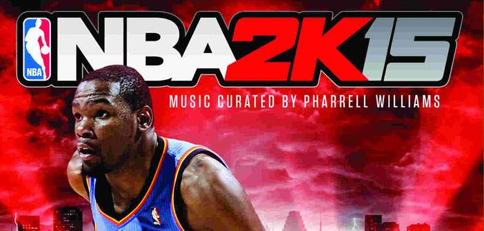NBA 2K15 Available Today