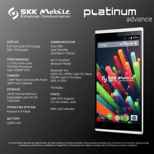 SKK Platinum Advance