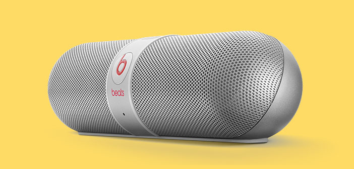 Keep the Party Going with Dr. Dre's Beats Pill 2.0