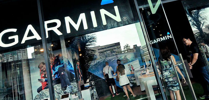 "Garmin Promotes ""Life in Motion"" with New Concept Store"