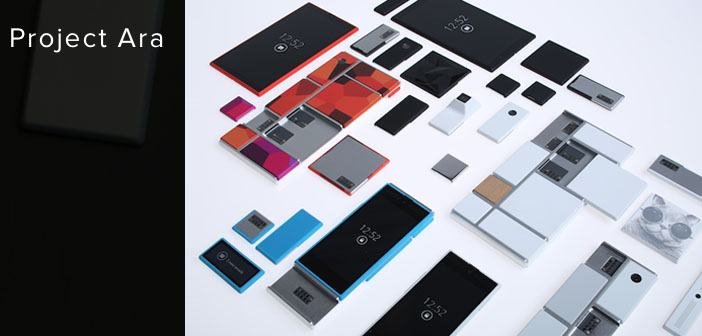 Google Reveals the First Functional Project Ara Prototype
