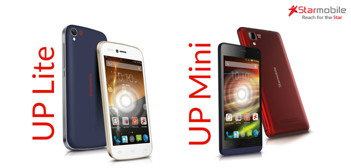 Starmobile Reveals the UP Lite and Up Mini