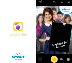 Enjoy Exclusive Camera 360 Content with Smart