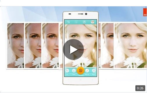 Get Great Shots with Gionee's Amigo 2.0 UI