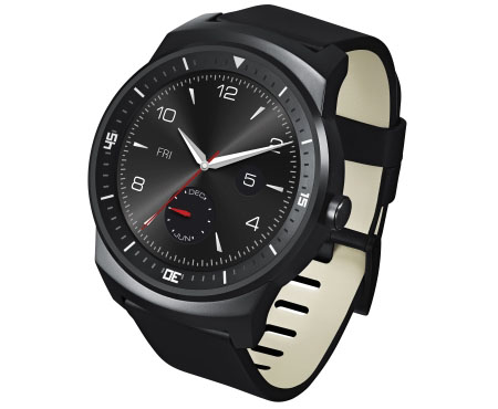 G Watch R: The Latest Androidwear from LG