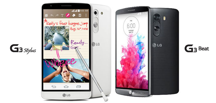 Lg Launches The G3 Stylus And The G3 Beat  U2022 Dr On The Go