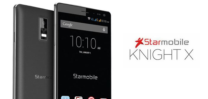 Starmobile Saves the Best for Last with the Knight X