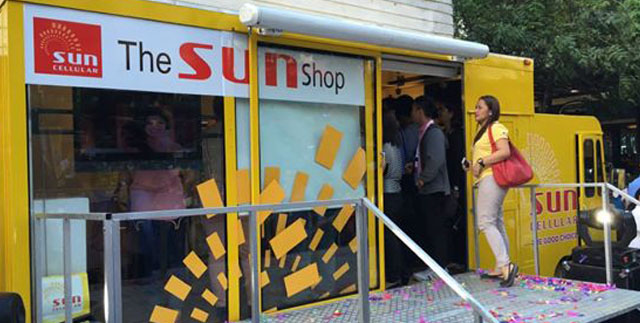 Sun Launches Sun Shop on Wheels