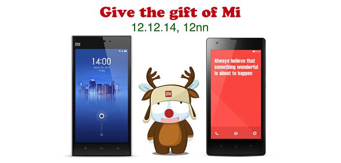 Win a Mi 4 or a Redmi Note 4G on the next Mi 3 Lazada Sale!