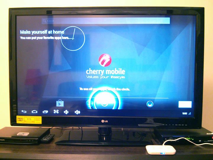 Digital Entertainment: Cherry Mobile TV Box Review