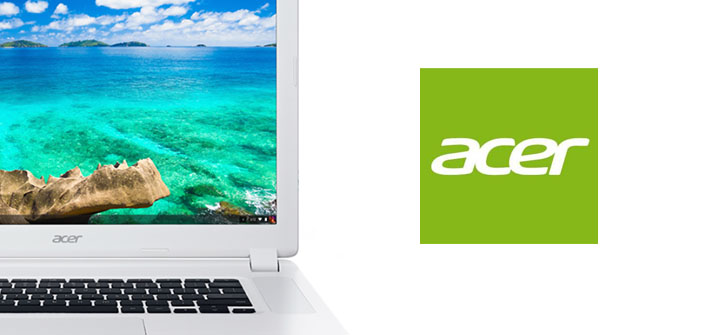 Acer Begins 2015 with the New Chromebook 15