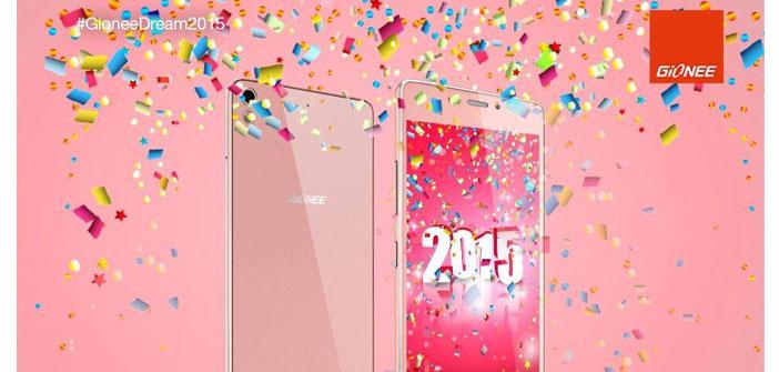 Gionee Dream 2015