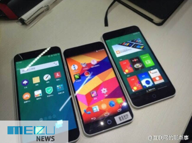 Leaked Meizu M1 Note Mini