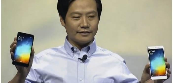 Xiaomi Launches Mi Note