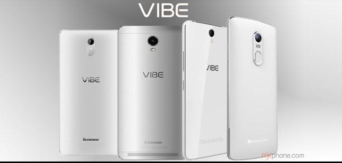 Lenovo's Rumored Vibe Series