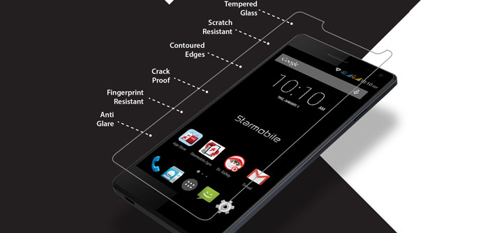 Protect your Starmobile Knight X with its new Tempered Glass Screen Protector