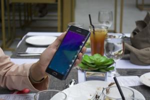 Samsung Galaxy Note Edge 4