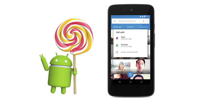 Android 5.1 Lollipop Update Coming to Nexus Phones