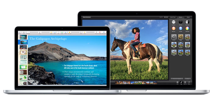 Apple Announces Updates for MacBook Air and MacBook Pro