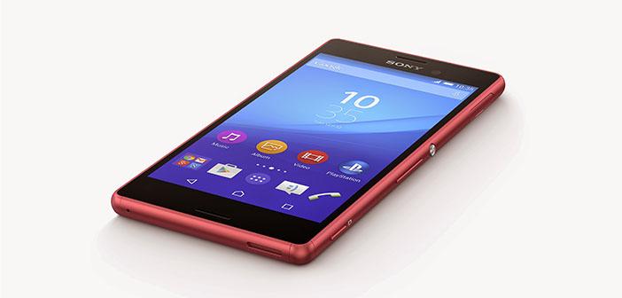 MWC News- Sony Launches Xperia M4 Aqua