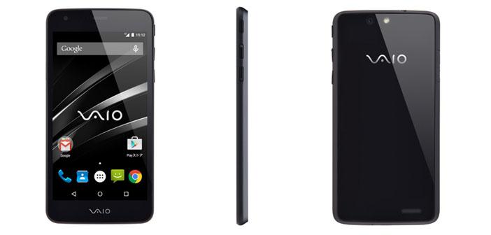 Meet the New VAIO Smartphone