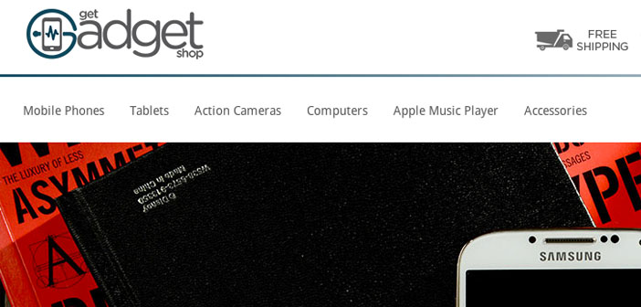 Tech Meets Lifestyle on GetGadget Shop's Relaunched Website