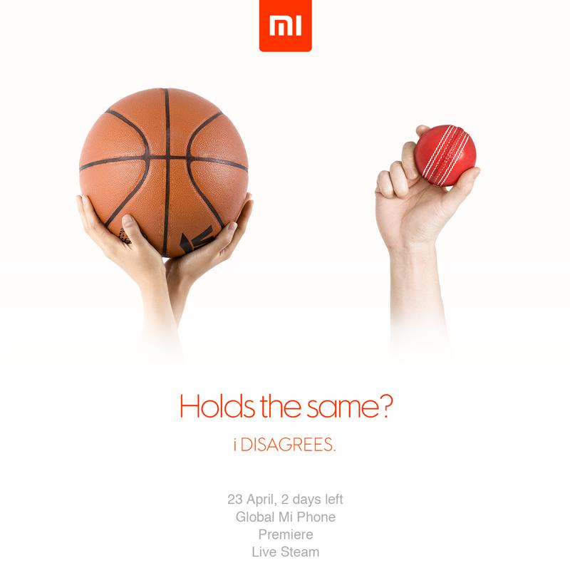 Xiaomi Teaser 2