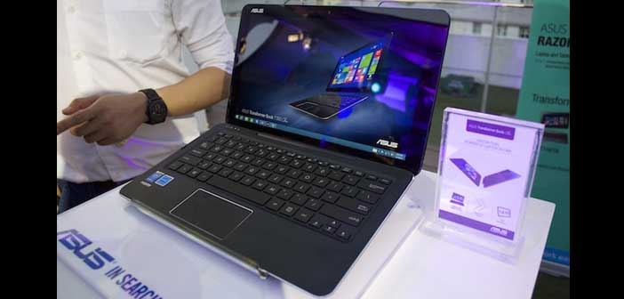 ASUS Reveals Transformer Book T300FA, T300Chi, and Gaming Notebook ROG G Series G551