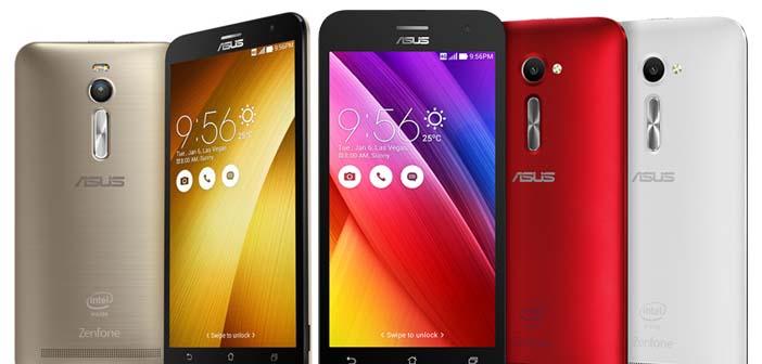 ASUS to Release ZenFone 2 ZE500CL and ZenFone 2 ZE551ML