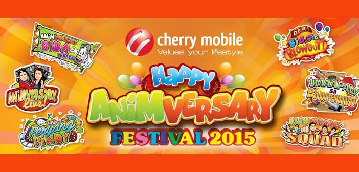 Celebrate 6 Years of Cherry Mobile