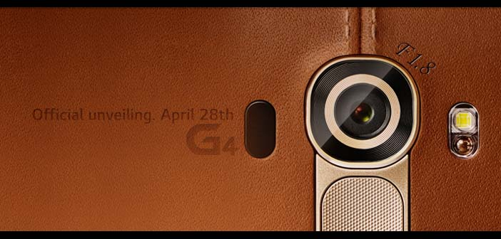 Countdown to the LG G4