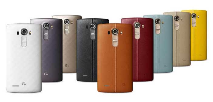 L is for Leather- LG G4 Image Leaks