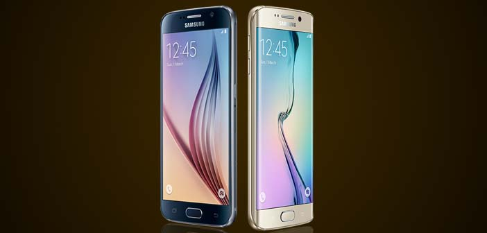 Samsung Galaxy S6 and Galaxy S6 Edge Available for Pre-Order