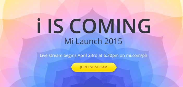 Xiaomi Rumored to Launch Mi4i Tomorrow